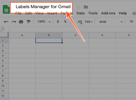 Labels Manager for Gmail - Goldy Arora