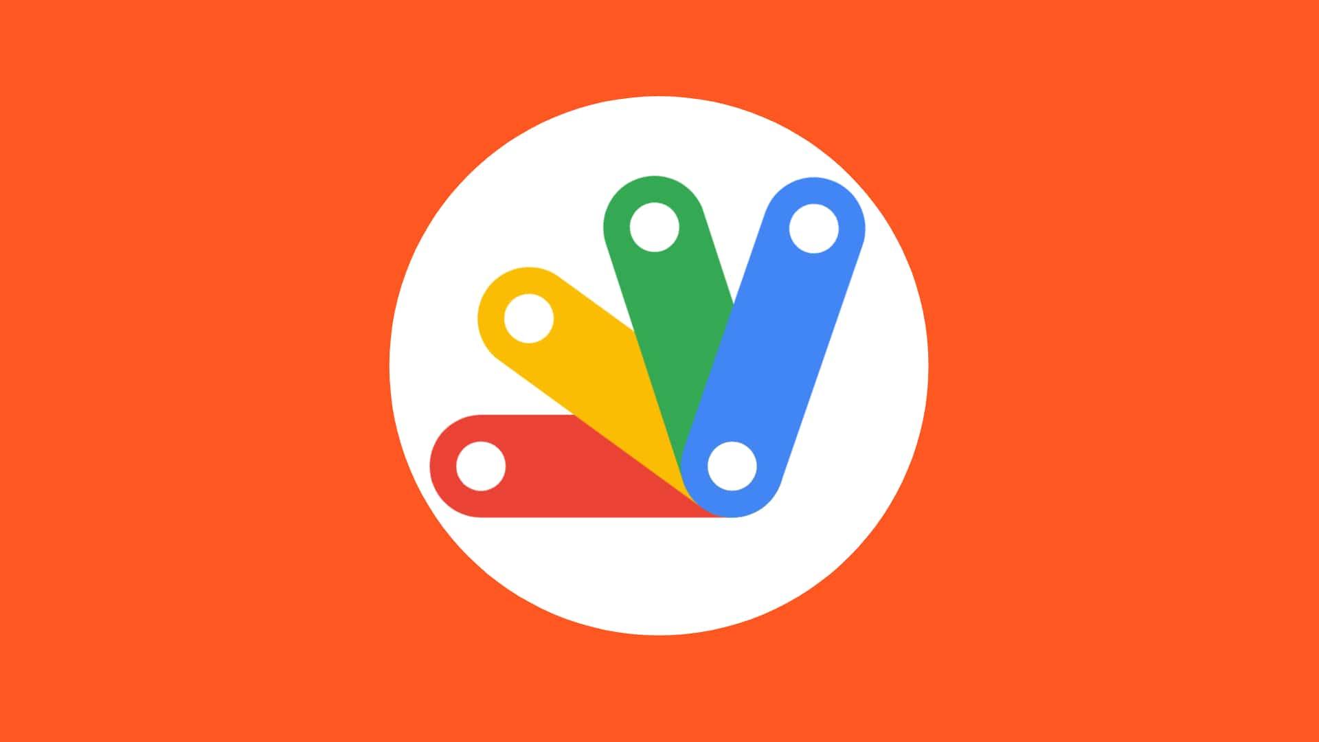 Add Google Apps Script