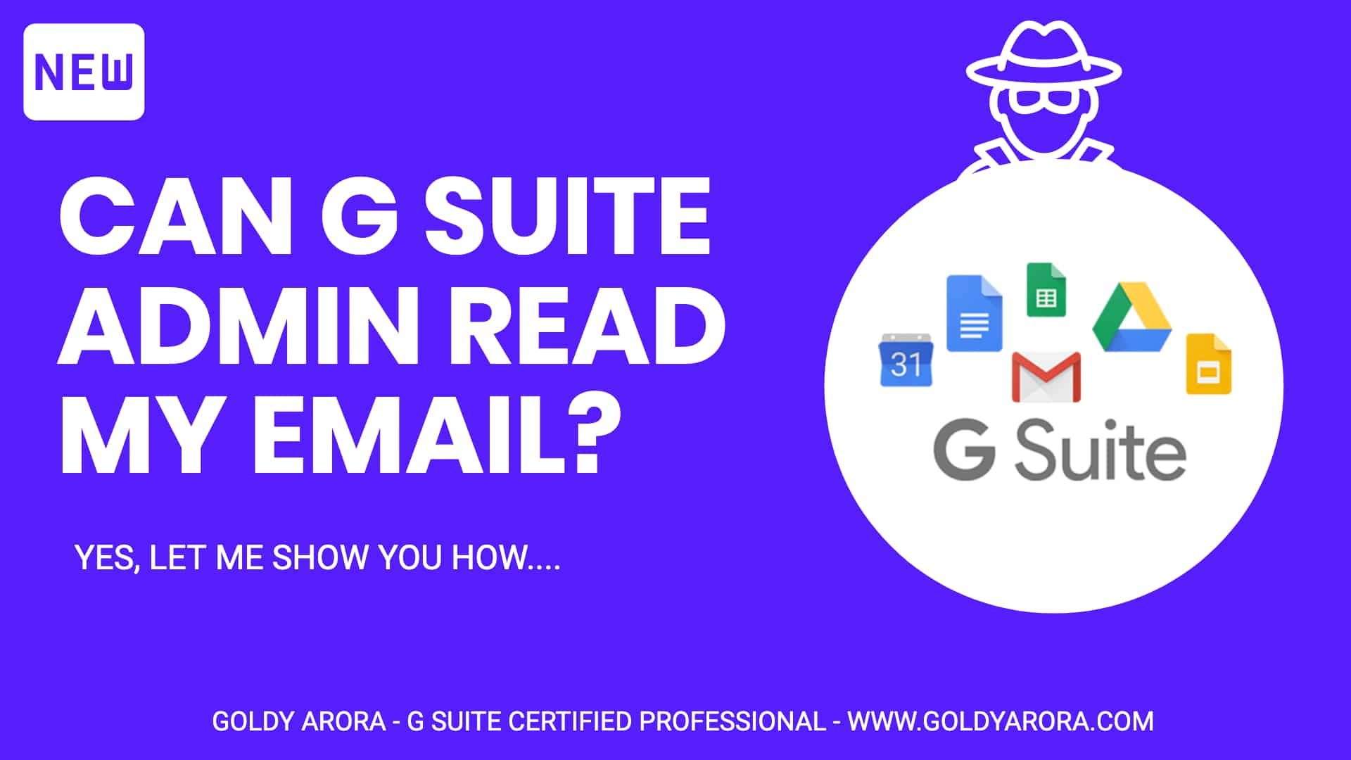 Can Google Workspace Admin read my email?