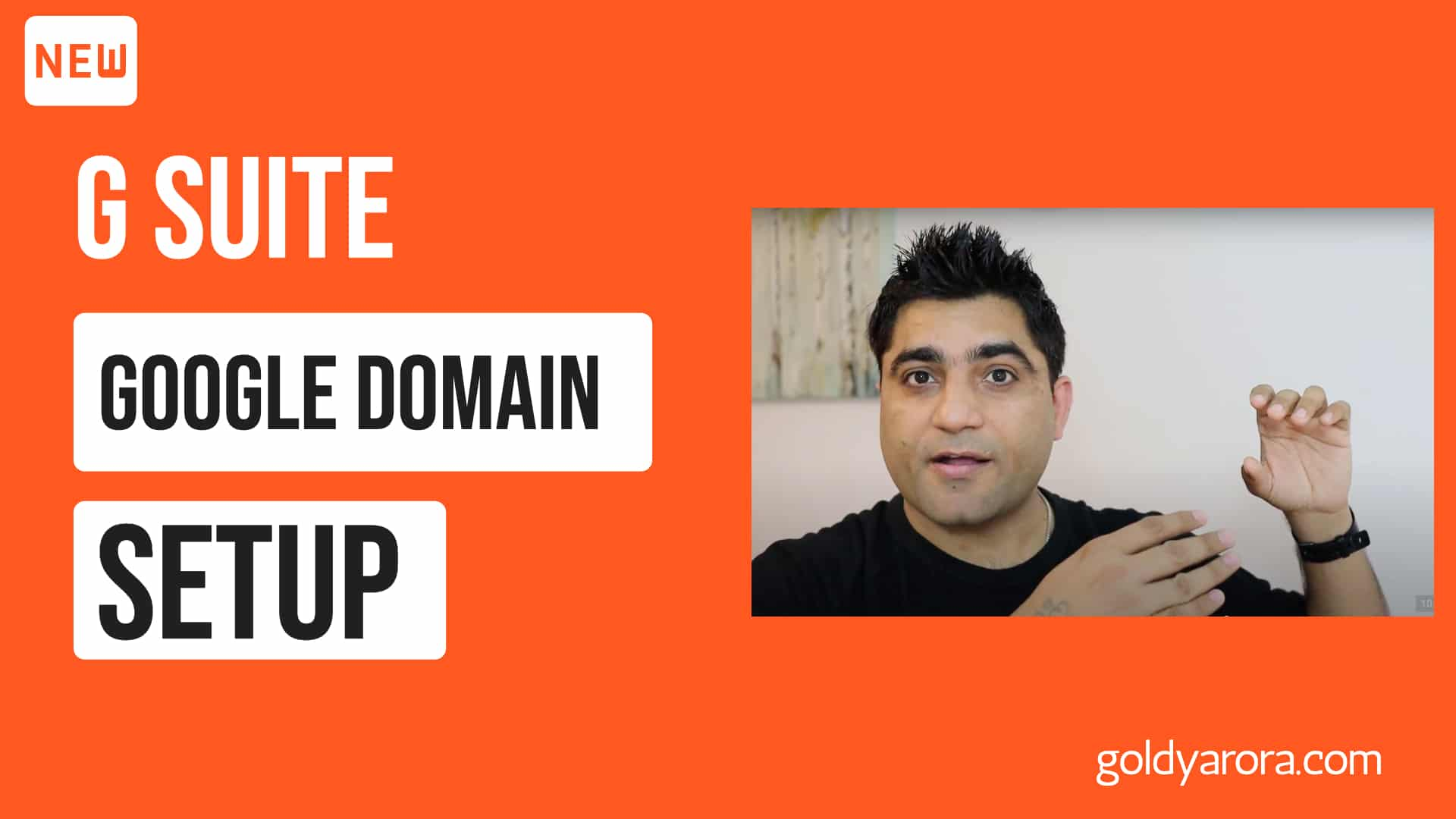 Google Workspace Google Domain Setup