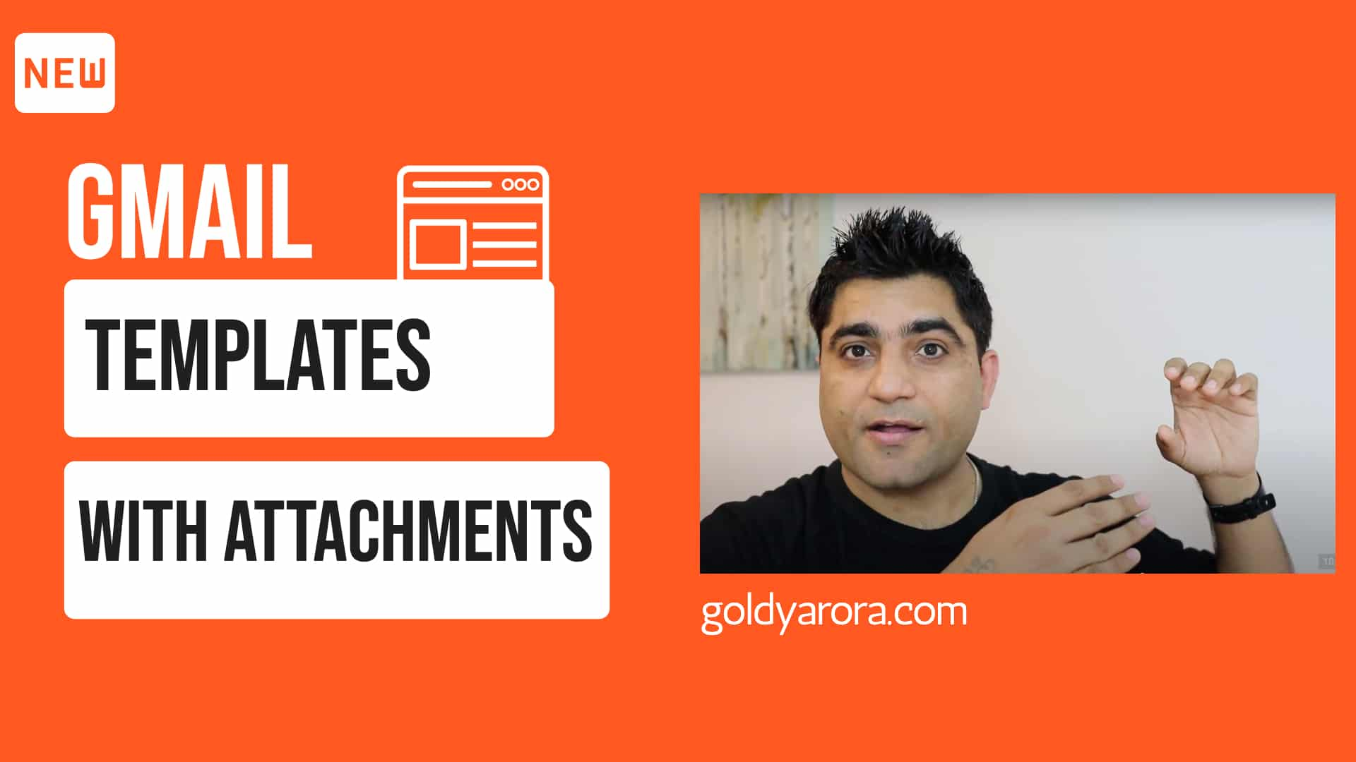 Gmail Templates with Attachments