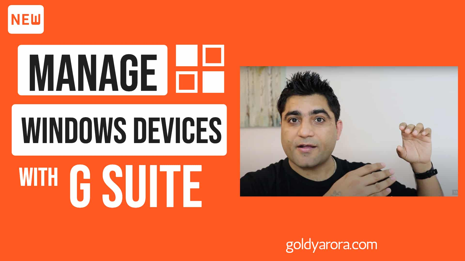 Manage Windows devices with Google Workspace