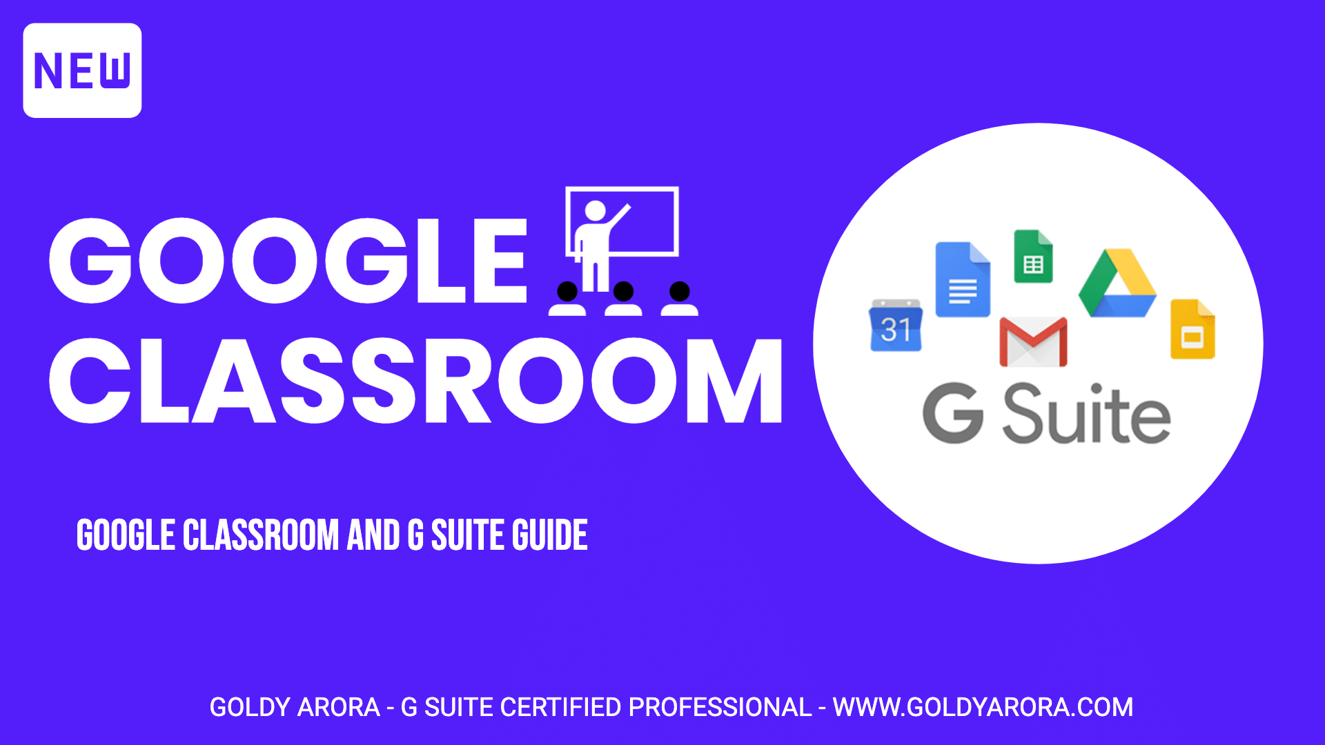 Google Classroom And G Suite Guide