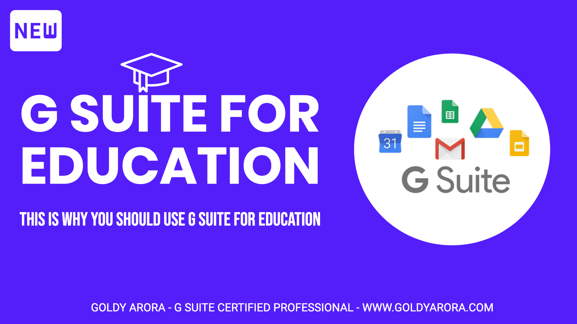 This is Why You Should Use G Suite for Education